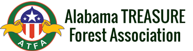 Click here to visit Alabama TREASURE Forest Association's website.
